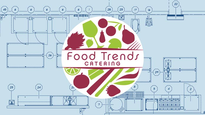 Food Trends Catering Economy Paper