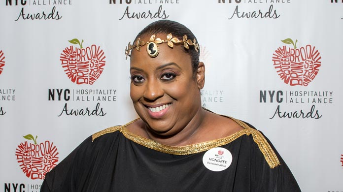 Melba Wilson NYC Hospitality Alliance