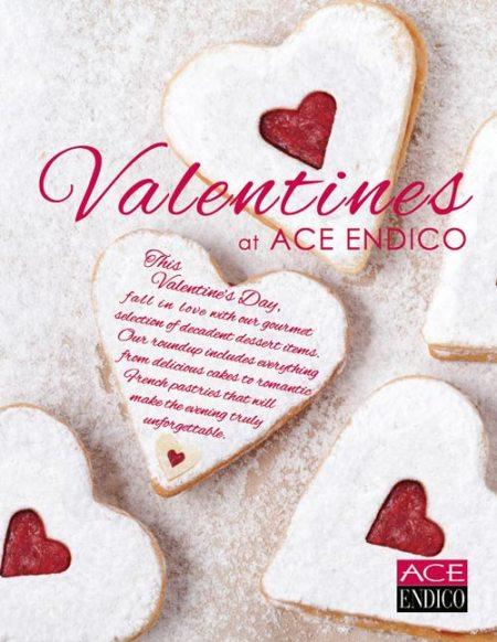 Ace Endico Valentines Day