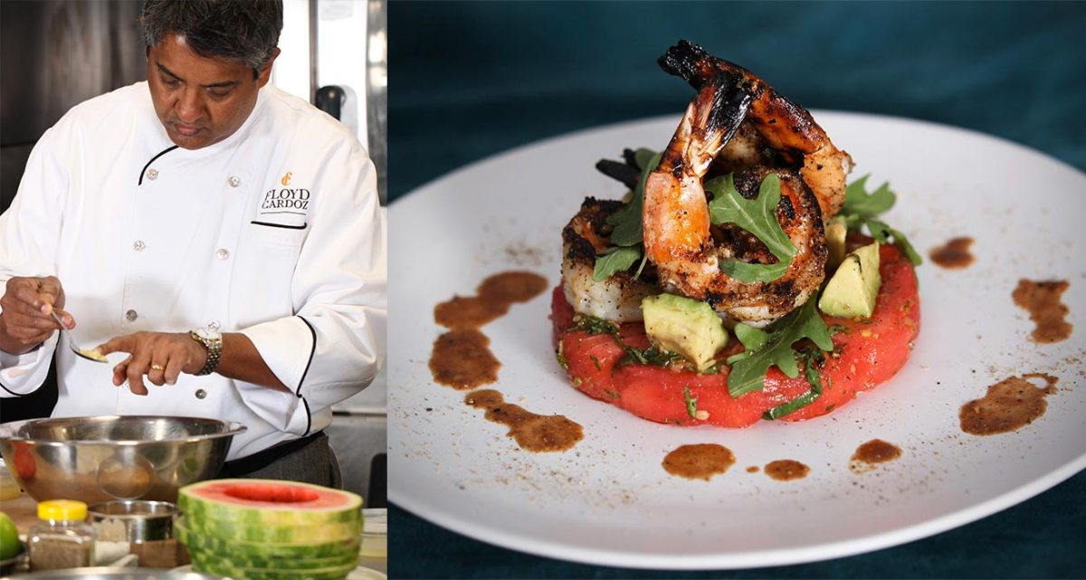 Neuman S Kitchen Teams With Chef Floyd Cardoz To Elevate