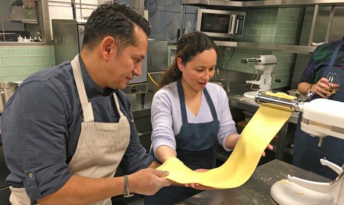 Pasta Making NYC Class Scarpetta