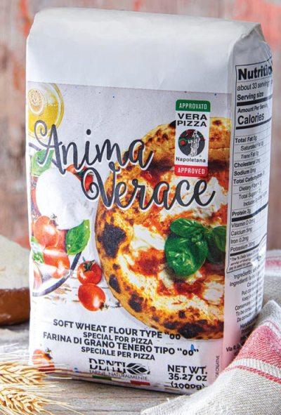 Pizza Di Farina Di Grano Anima Verres