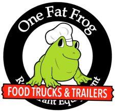 A Fat Frog food truck manufacturer