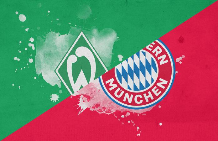 Bundesliga 2018/19: Werder Bremen vs Bayern Munich Tactical Analysis Statistics