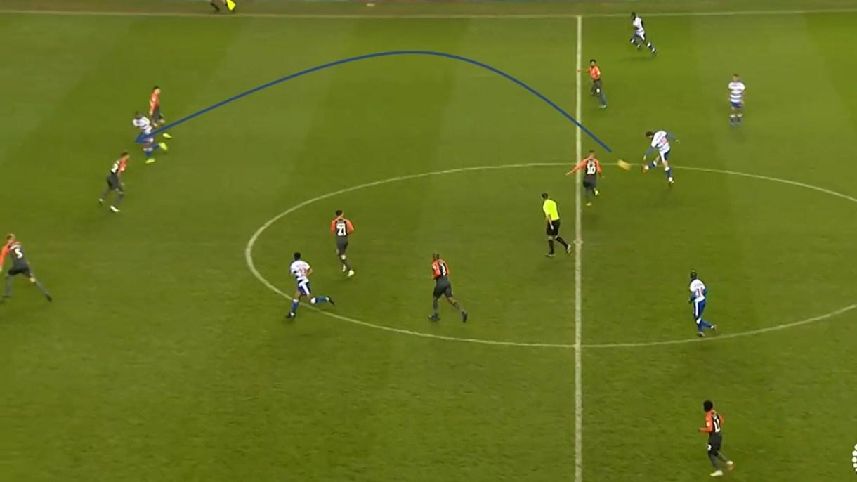 EFL Championship 2018/19: Reading vs Swansea City Tactical Analysis Statistics