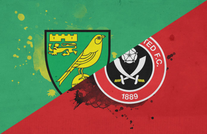 Norwich City Sheffield United FA Cup 2018/19 Tactical Analysis Statistics