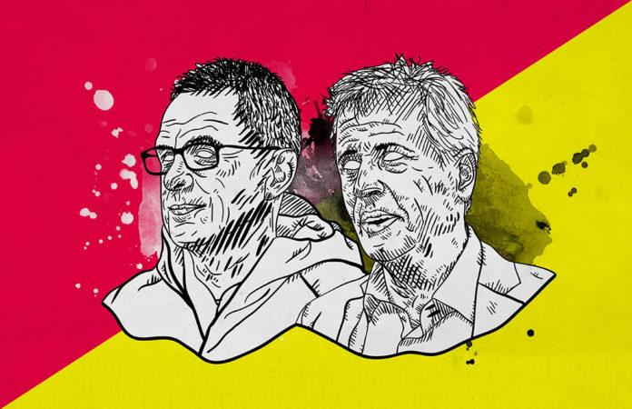 Bundesliga 2018/19: RB Leipzig vs Borussia Dortmund Tactical Analysis Statistics
