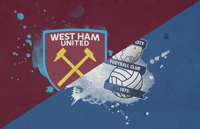 FA Cup 2018/19: West Ham United vs Birmingham City Tactical Analysis Statistics