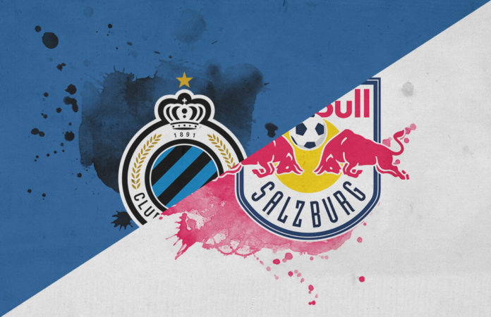 UEFA Europa League 2018/19 Club Brugge RB Salzburg Tactical Analysis Statistics