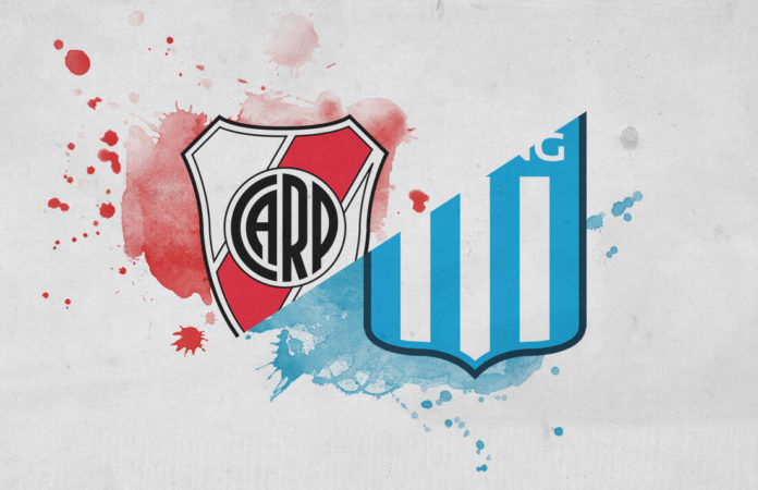 Superliga 2018/19 River Plate Racing Tactical Analysis Statistics