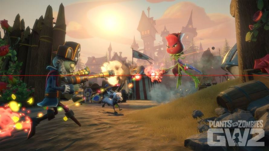 Plants vs Zombies Garden Warfare 2 (1)