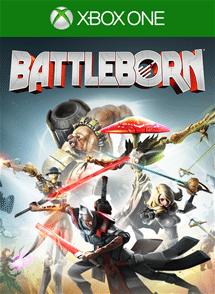Battleborn Cover