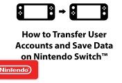 Nintendo Switch How-To Series: How to Transfer User Accounts and Save Data on Nintendo Switch™