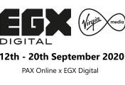 Pax Online / EGX Digital Starts Tomorrow