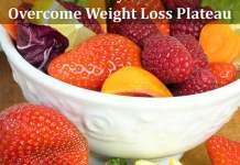 Overcome Weight Loss Plateau