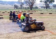 Basic guide for Building a Racing Lawn Mower