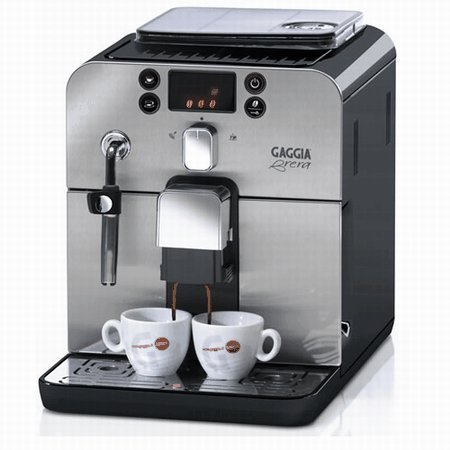 superautomatic espresso machine