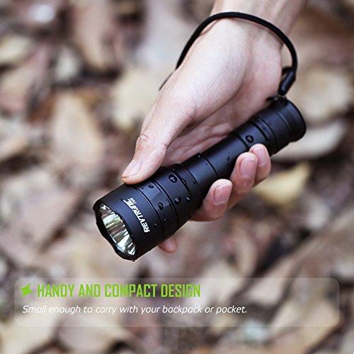 Rechargeable Flashlight Revtronic
