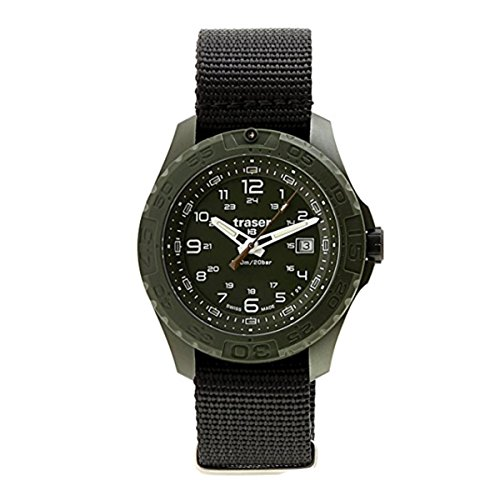Traser tactical watch