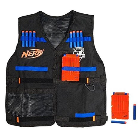 Nerf n strike vest review