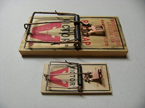 Metal Victor mouse trap