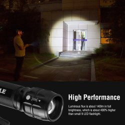 Lighting ever flashlight review