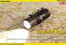 Long Lasting Cree Flashlight