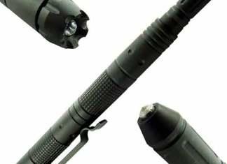 Self Defense Tactical Pen