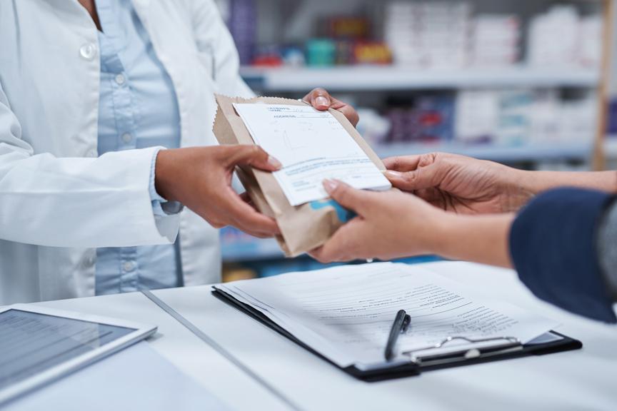 New prescriptions and refills