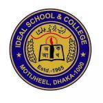 Ideal College, Motijheel Logo