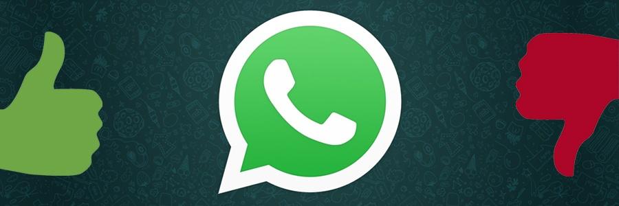 2017 com ou sem Whatsapp?