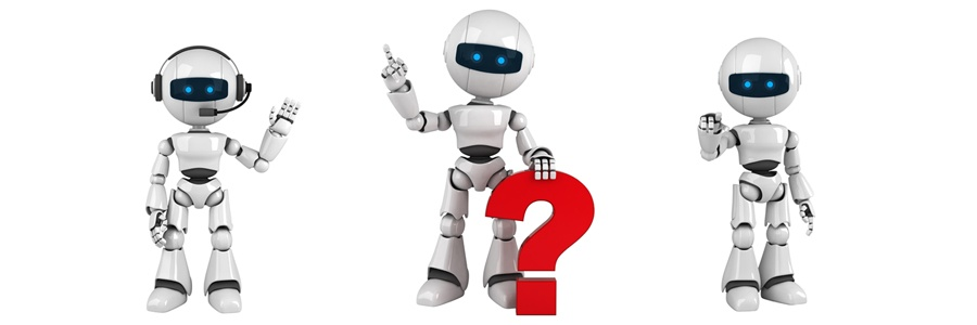 A solução pode estar nos robôs?