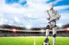 Robôs entram em campo!