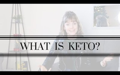 Everything you need to know about THE KETO DIET in 5 Minutes