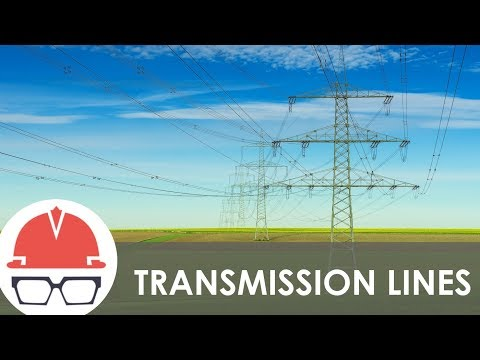 VIDEO: How do Electric Transmission Lines Work?