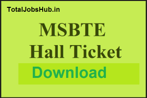 msbte-hall-ticket