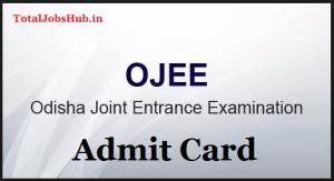ojee-admit-card