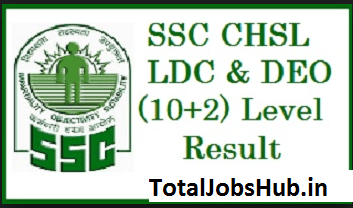 ssc-chsl-result