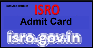 isro-admit-card