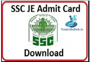 ssc-junior-engineer-admit-card