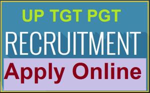 up-tgt-pgt-recruitment