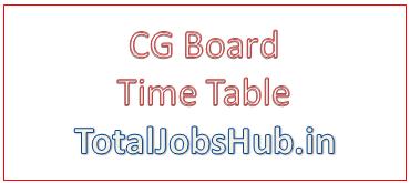 cg-board-time-table