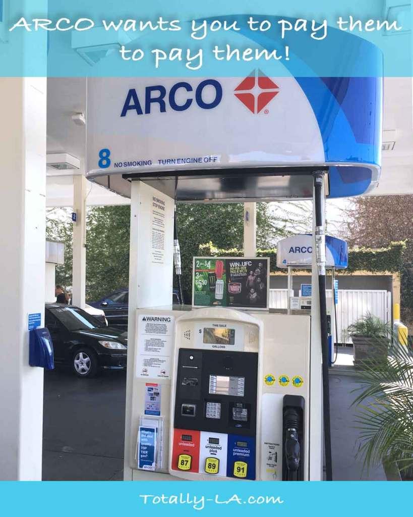 ARCO, AM PM Mini Markets