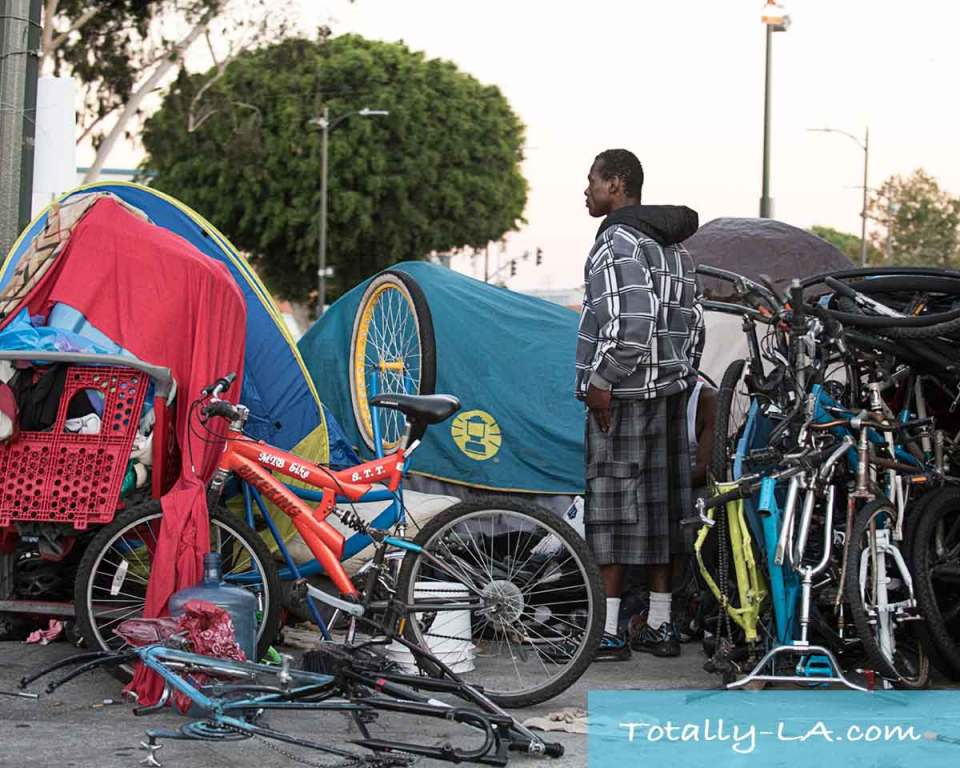 LA housing shortage