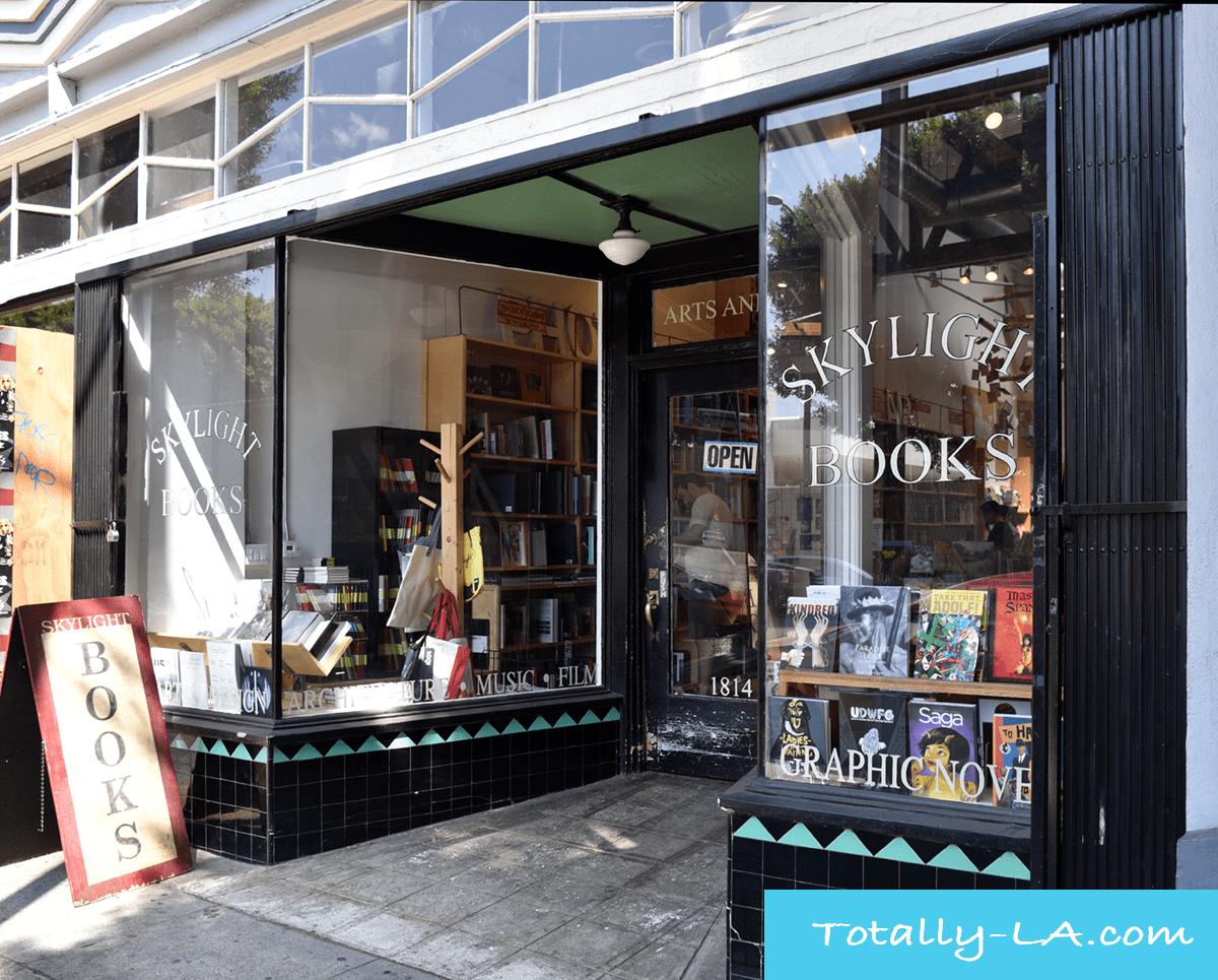 Los Feliz Bookstore