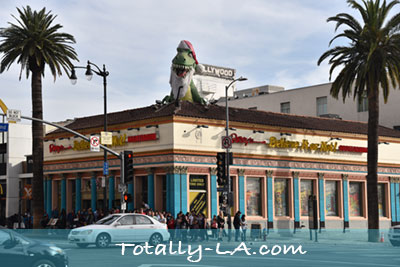 Ripley's hollywood