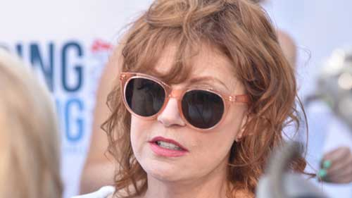 actress Susa Sarandon
