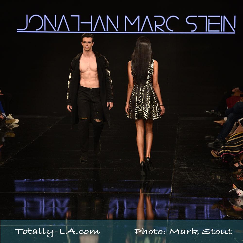 Designer Jonathan Marc Stein Returns For Los Angeles Fashion Week Totally La