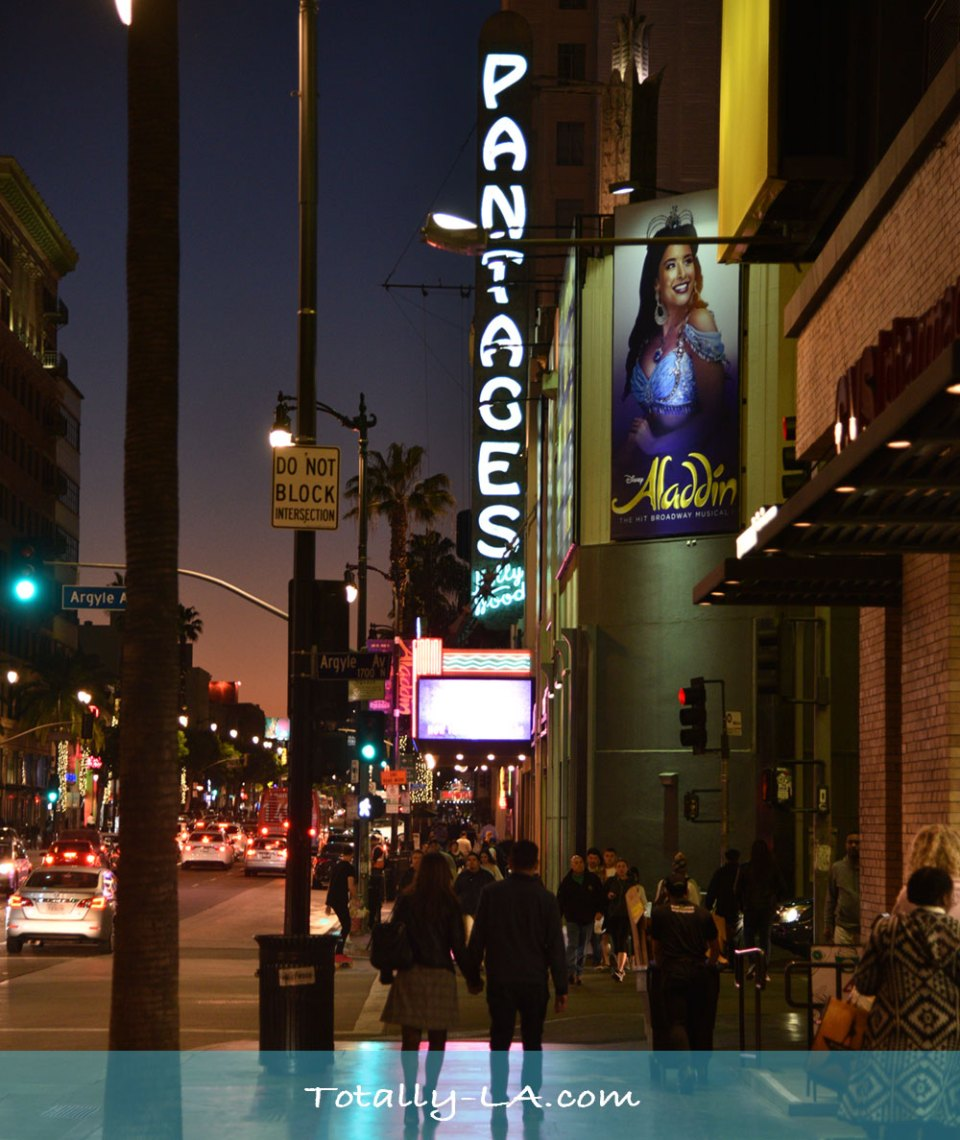 ghosts of the pantages
