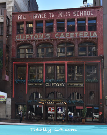 Cliftons CAfeteria